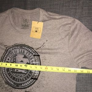 Nike SF San Francisco Special Edition Hometown Tee
